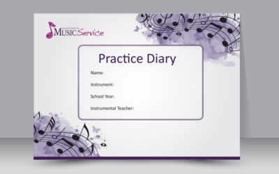 New Music Service Practice Diary launched
