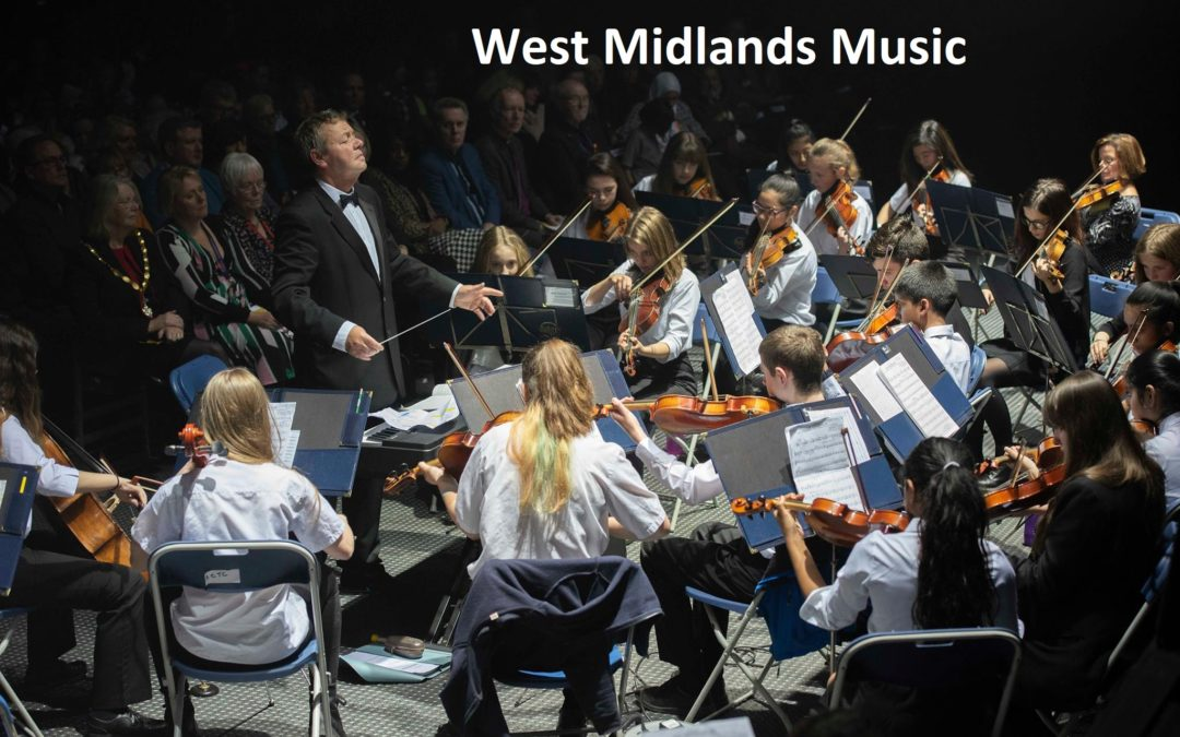 West Midlands Music Launched    14 Music services with a common aim.