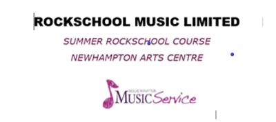 Free Summer Rockschool Course