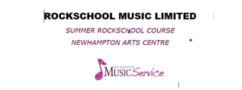 Free Summer Rockschool Course
