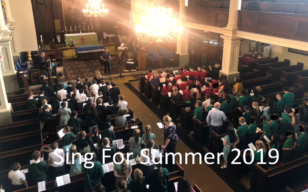 Sing For Summer 2019 St John's in the Square