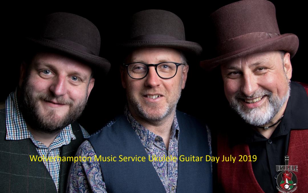 Ukulele & Guitar Day