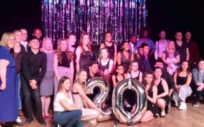 Wolverhampton Youth Music Theatre Celebrates its' 20 year anniversary