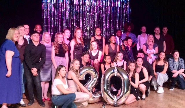 Wolverhampton Youth Music Theatre Celebrates its' 20 year anniversary