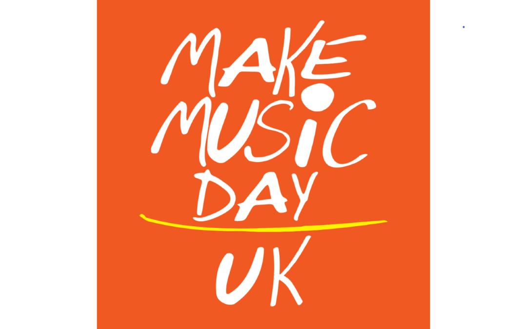 Make Music Day 2020 – West Midlands network event in Stourbridge